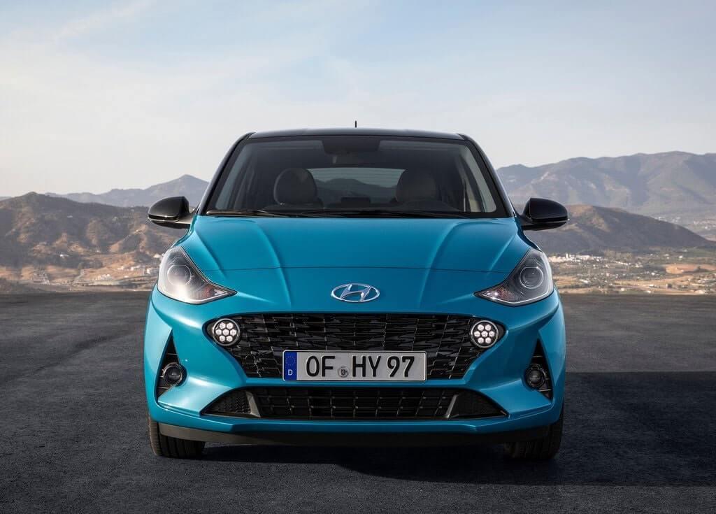 Описание автомобиля Hyundai i10 2019 – 2020