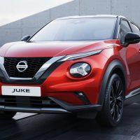 24112 Описание автомоблия Nissan Juke 2020
