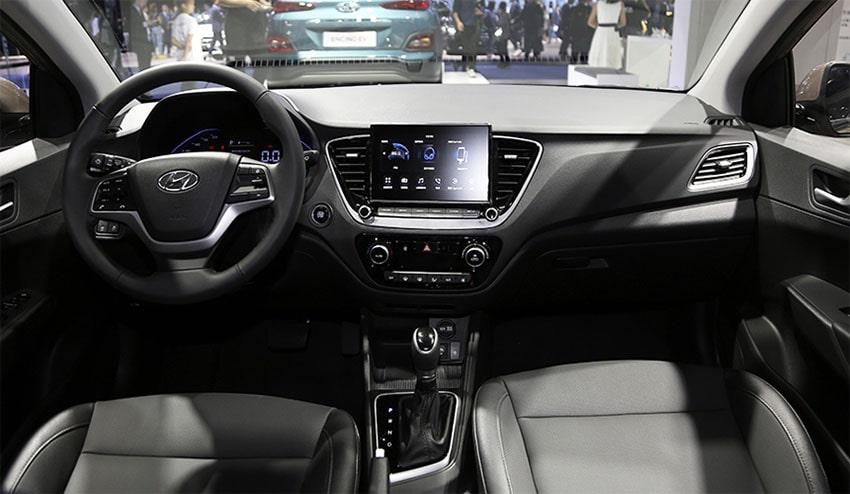 Описание автомобиля Hyundai Verna 2020
