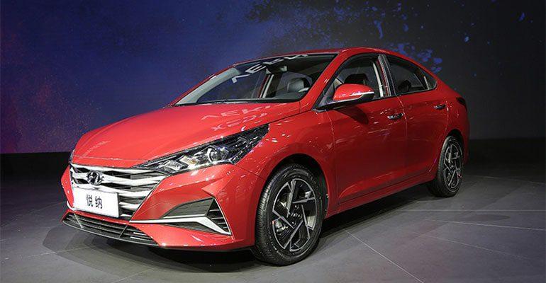 24130 Описание автомобиля Hyundai Verna 2020