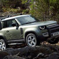 24164 Описание автомобиля Land Rover Defender 2020