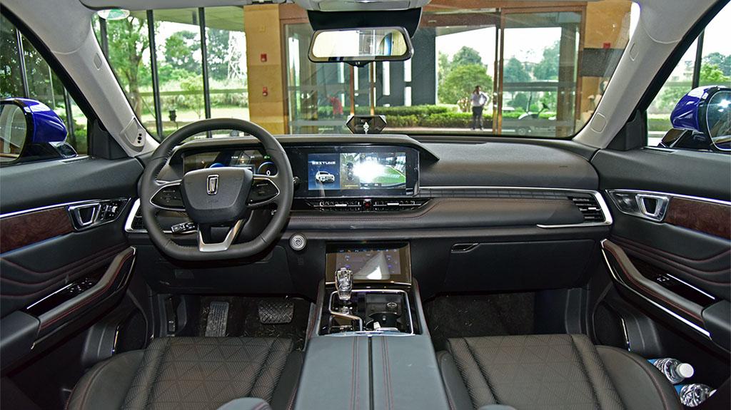 Описание автомобиля FAW Bestune T99 2020