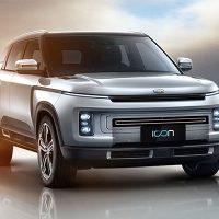 24270 Описание автомобиля Geely Icon 2019 - 2020