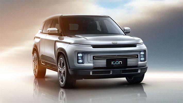 Описание автомобиля Geely Icon 2019 – 2020