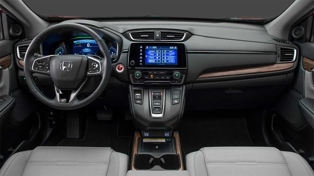 Описание автомобиля Honda CR-V 2019 – 2020
