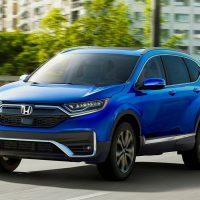 Описание автомобиля Honda CR-V 2019 - 2020