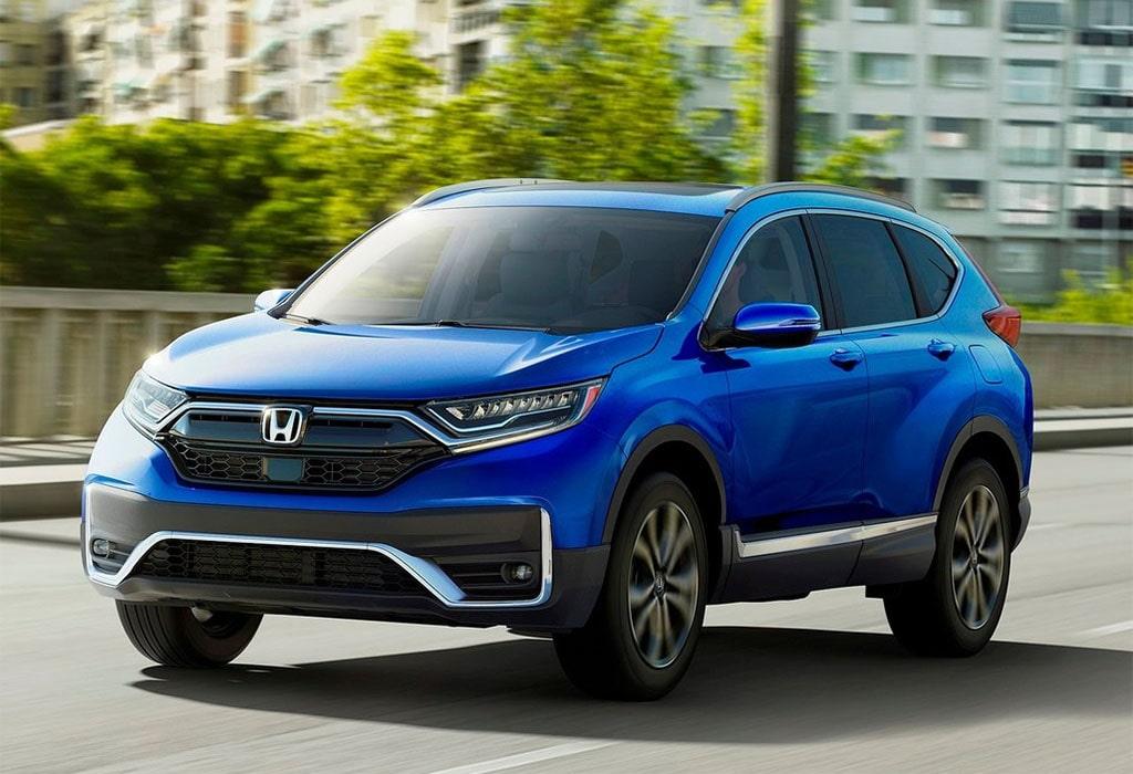 24276 Описание автомобиля Honda CR-V 2019 - 2020