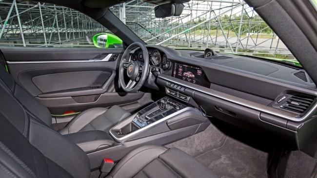 24206 Отходим от формата совета купе. Porsche 911 Carrera