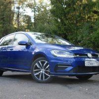Возвращение иконы. Volkswagen Golf 5-ти дверный