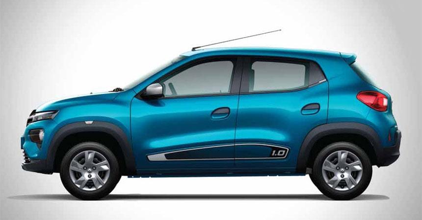Описание автомобиля Renault Kwid 2020