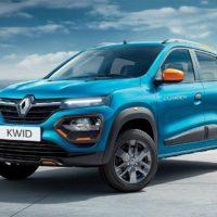 24330 Описание автомобиля Renault Kwid 2020