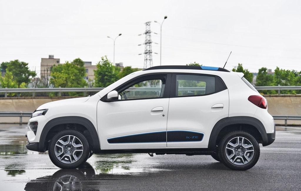 24334 Описание автомобиля Renault City K-ZE 2019