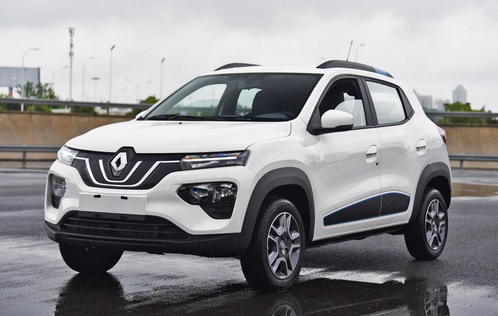 Описание автомобиля Renault City K-ZE 2019
