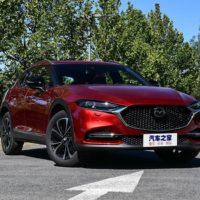 24385 Описание автомобиля Mazda CX-4 2019 - 2020