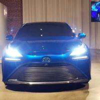 24391 Описание автомобиля Toyota Mirai 2020