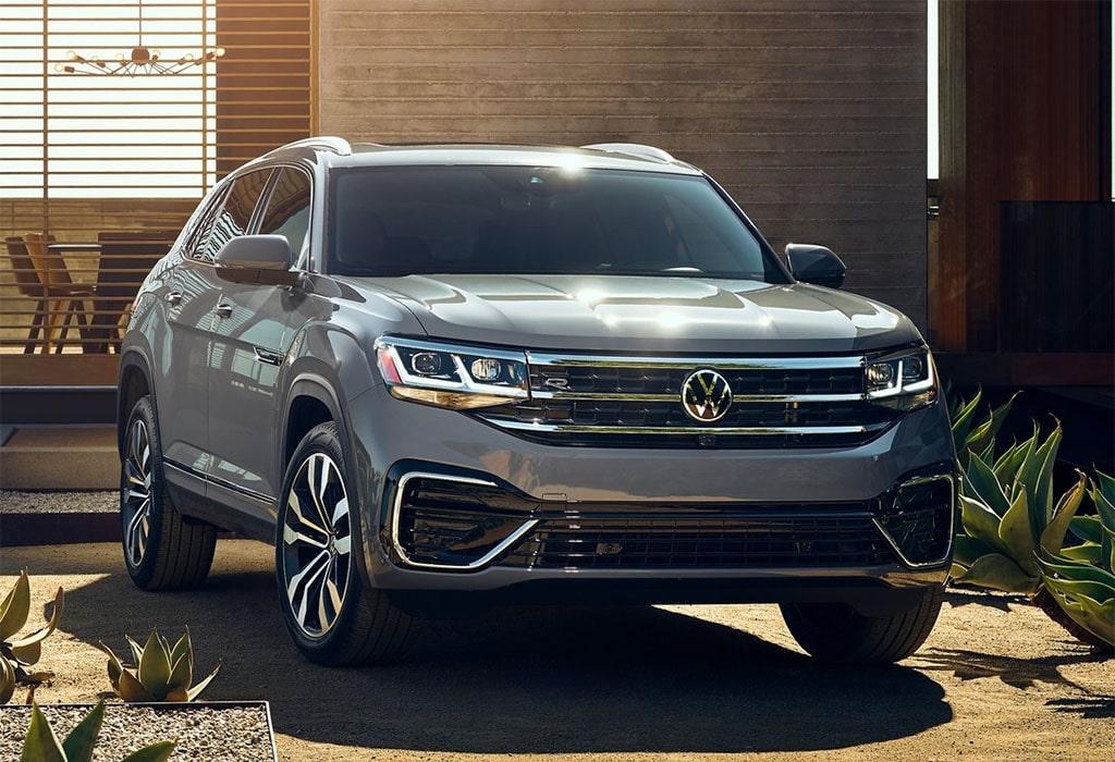 24408 Описание автомобиля Volkswagen Atlas Cross Sport 2020