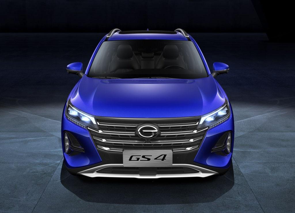 Описание автомобиля GAC GS4 2020