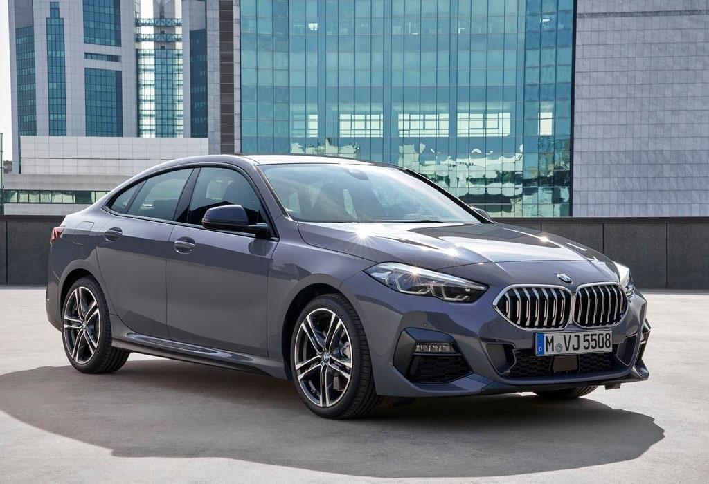 24430 Описание автомобиля BMW 2-Series Gran Coupe