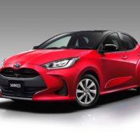24437 Описание автомобиля Toyota Yaris 2020