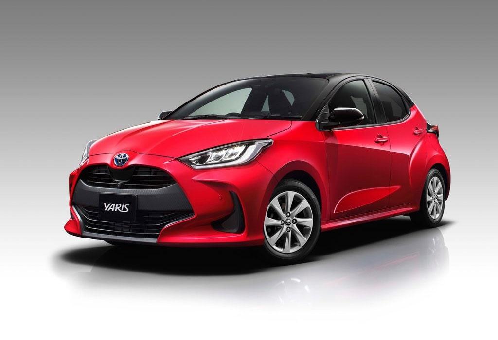 Описание автомобиля Toyota Yaris 2020
