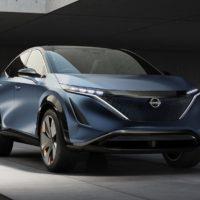 24464 Описание автомобиля Nissan Ariya 2019 - 2020