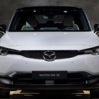 24476 Описание автомобиля Mazda MX-30 2020