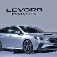 Описание автомобиля Subaru Levorg 2020