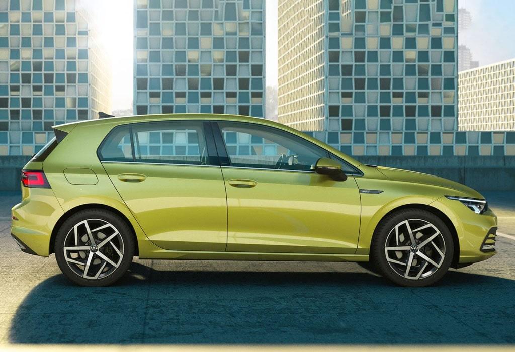 24489 Описание автомобиля Volkswagen Golf 8 2020