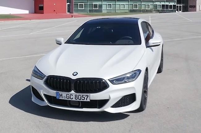 BMW 8 Series Gran Coupe – более чем Panamera и комфортнее CLS?. BMW 8 Series Gran Coupe (G16)