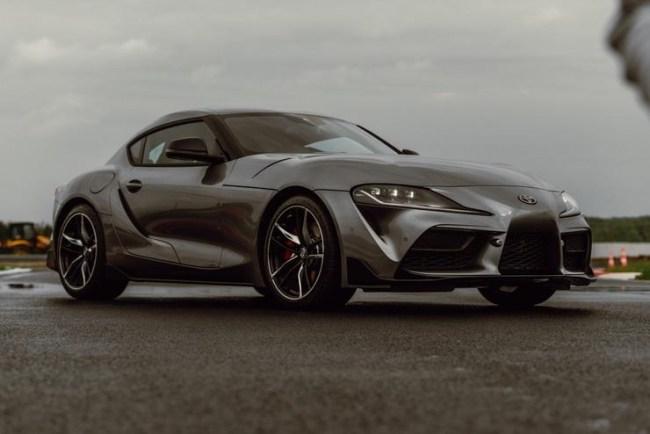 24457 BMW по-японски. Toyota GR Supra