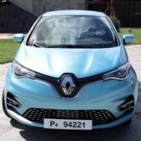 Новый Renault ZOE - когда все самое интересное находится внутри. Renault ZOE