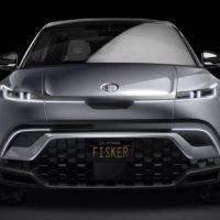 Описание автомобиля Fisker Ocean 2020