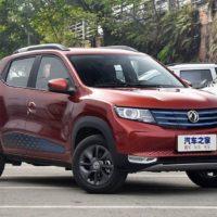 24517 Описание автомобиля Dongfeng E1 2020