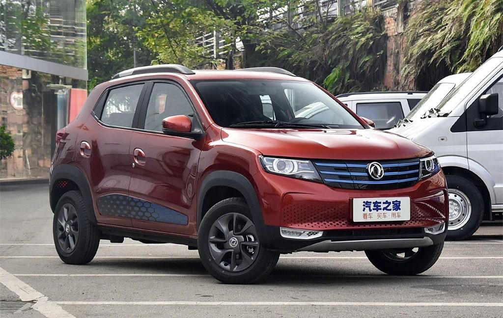 Описание автомобиля Dongfeng E1 2020