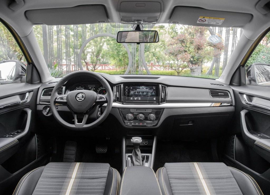 Описание автомобиля Skoda Kamiq GT 2020