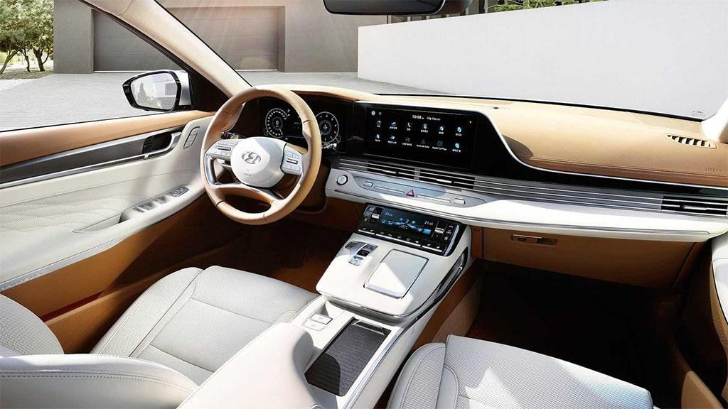 Описание автомобиля Hyundai Grandeur 2020