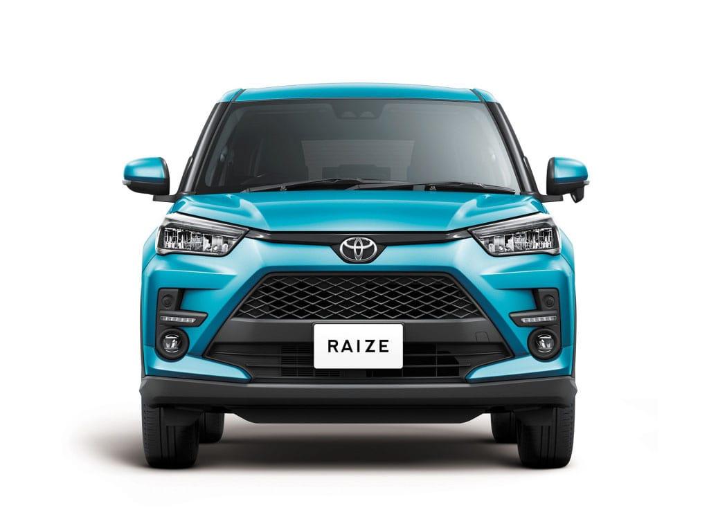 24540 Описание автомобиля Toyota Raize 2020