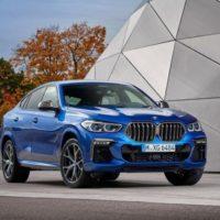 24562 Привидение с моторищем. BMW X6 (G06)