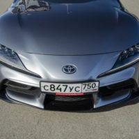 24599 Я могу! Ты — нет!. Toyota GR Supra