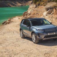 24637 Новая платформа и отделка из мусора. Land Rover Discovery Sport