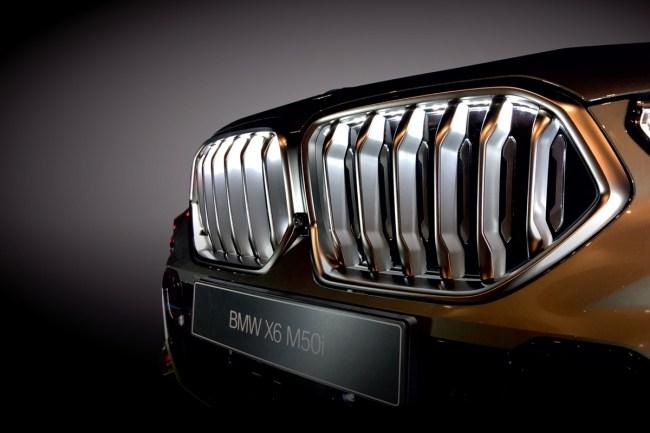 Первая встреча. BMW X5 M (G05)