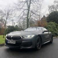 24653 Восемь раз по 50. BMW M8 Cabrio