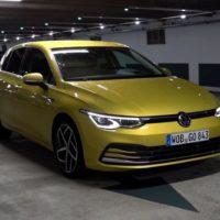 VW Golf 8 – новые коробки и старые двигатели. Volkswagen Golf