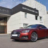 24603 За что можно полюбит дизельную Audi А5 Coupe. Audi A5 Coupe