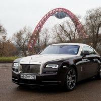 634 лошади в немозолистых руках. Rolls-Royce Wraith
