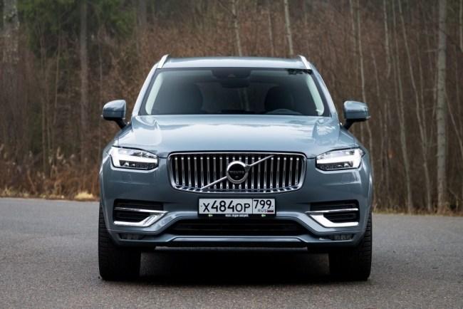 А что здесь нового?. Volvo XC90