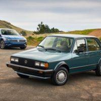 24675 Мечта таксиста или тизер восьмого Гольфа?. Volkswagen Jetta