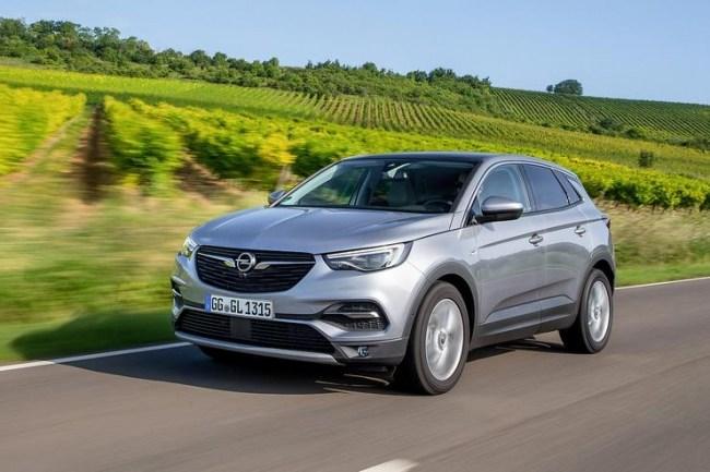 Можно простить уход, но как простить возвращение?. Opel Grandland X