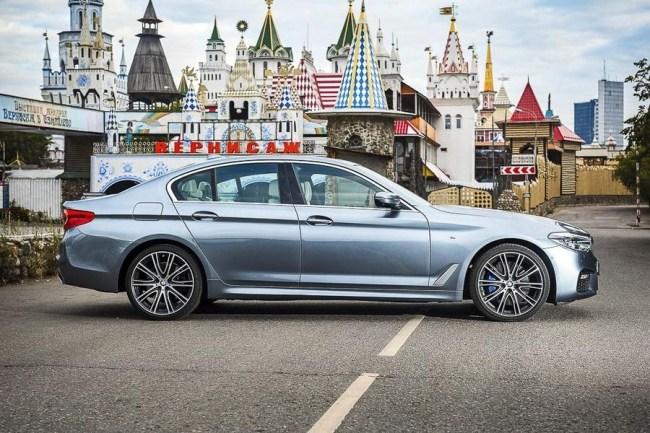 24703 Неужели предательство?. BMW 5 Series Sedan (G30)