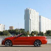 24695 Незаменимый атрибут красивой жизни. BMW 4 Series Convertible (F33)